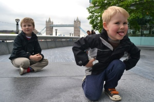 Halfterm day trip to London